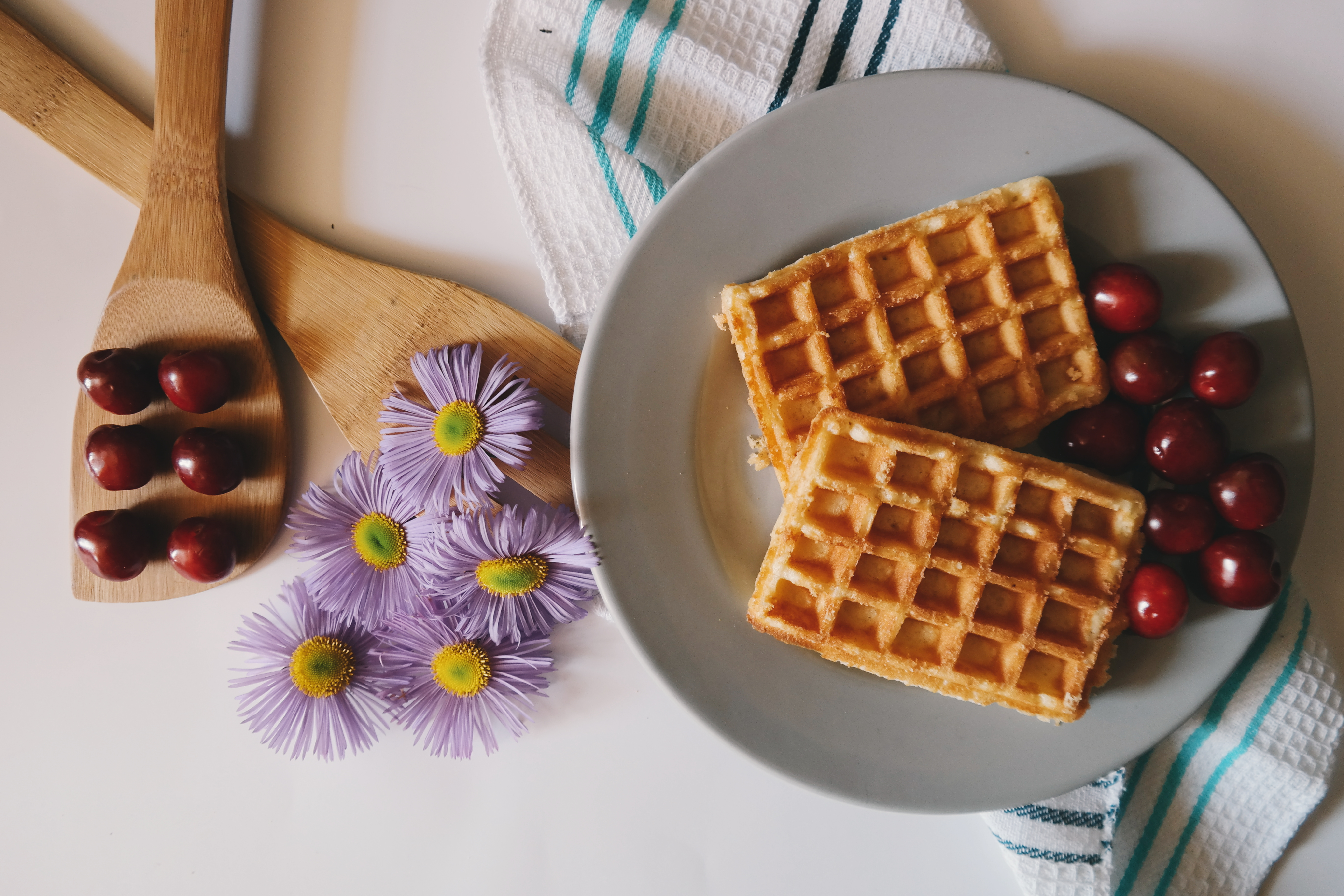 How To Make Waffles Without A Waffle Iron  Assistance