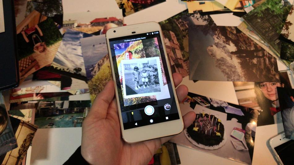 PhotoScan App