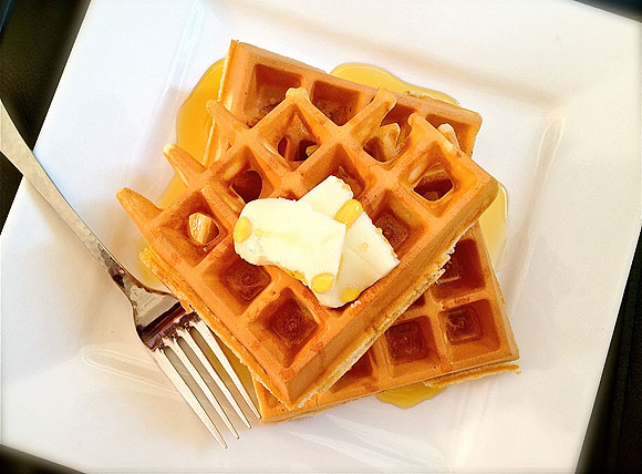 Recipe of Waffles