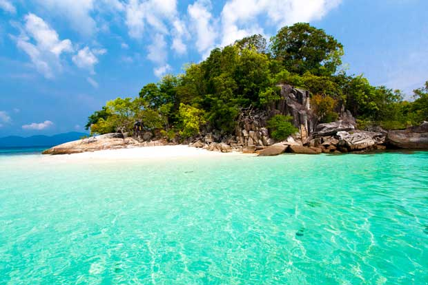 The Andaman Islands, Thailand