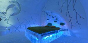 De Glass Ice Hotel
