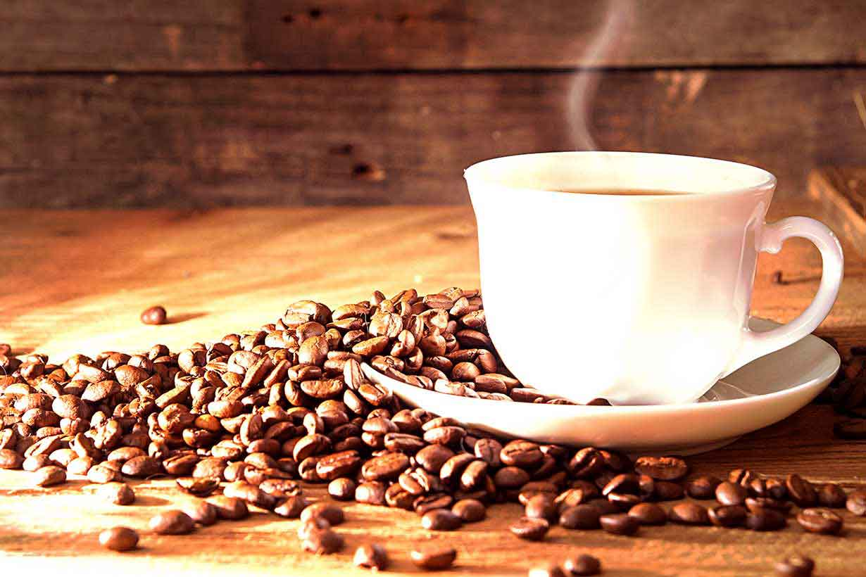 Coffee and health Why drink it at all