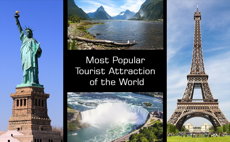 Popular Tourist Attractions Around the World