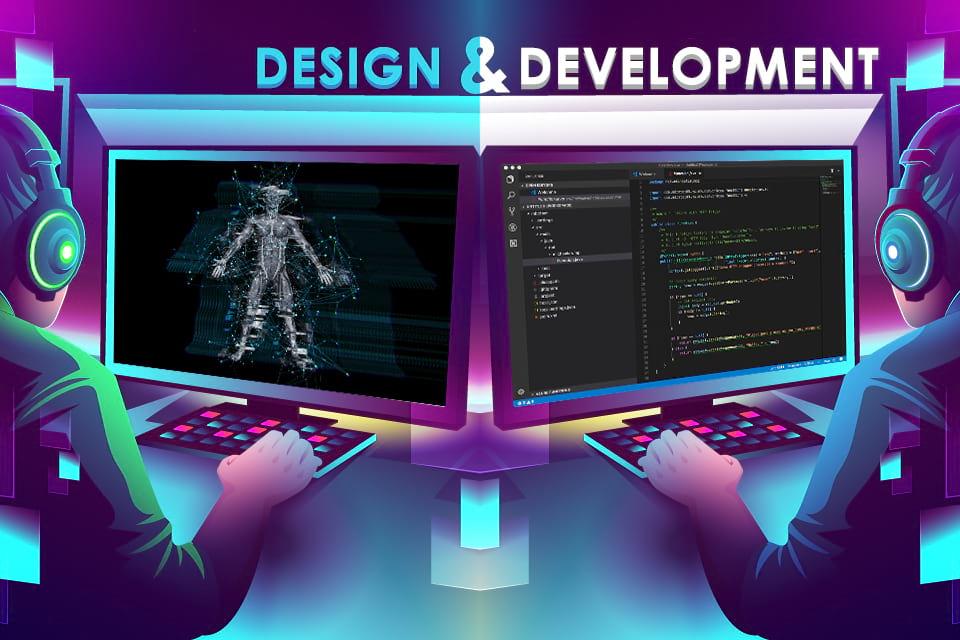Game Design & Development Job