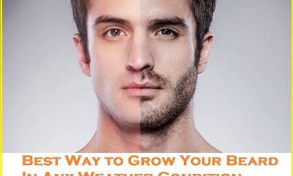 How to Grow Your Beard In Any Weather Condition