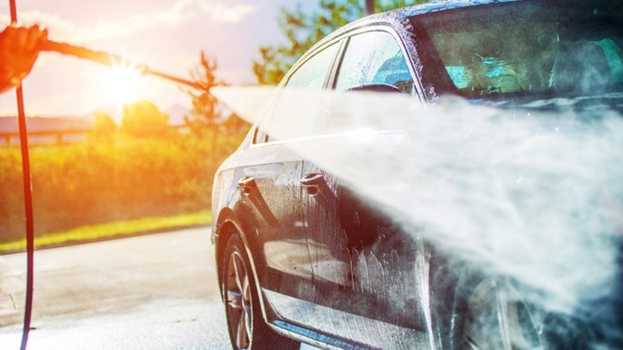 CAR WASH MACHINE