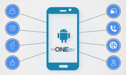 the one spy app