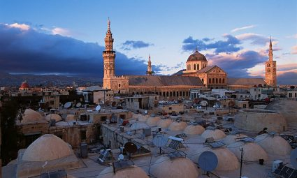 travel guide to damascus